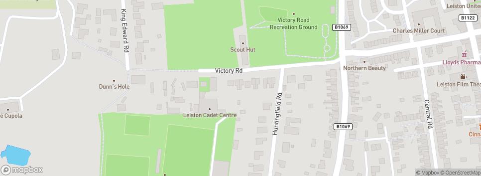 Leiston Football Club The Watson & Hillhouse Victory Road Stadium