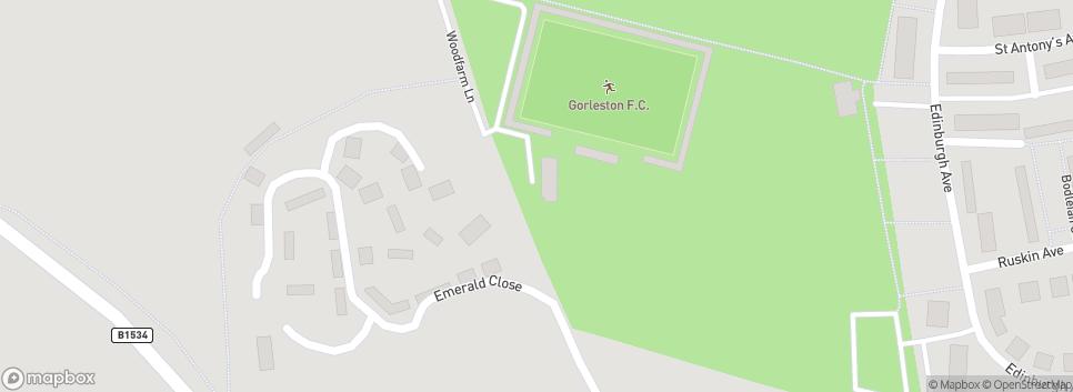 Gorleston FC Emerald Park