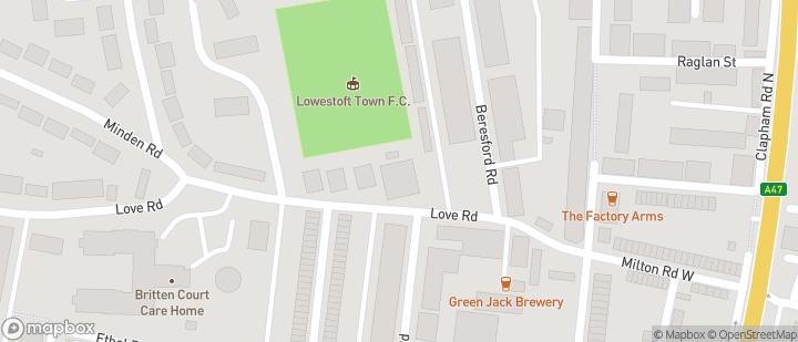 Lowestoft Town Football Club Limited