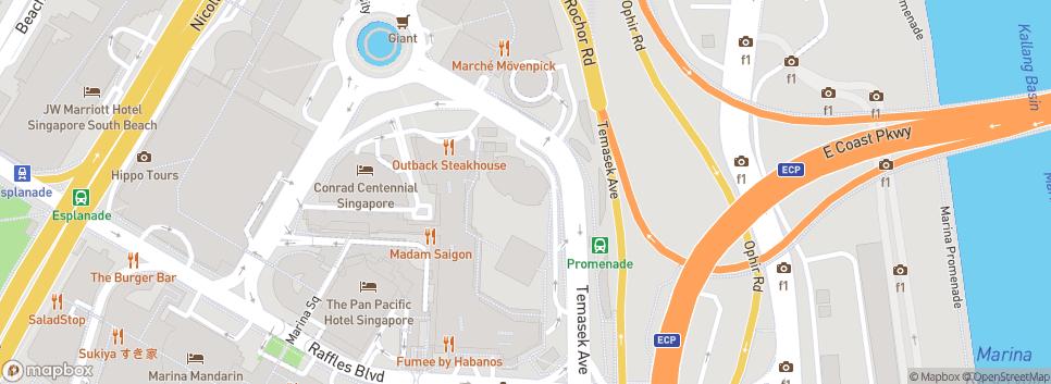 Singapore Vikings FC 3 Temasek Avenue, Centennial Towers