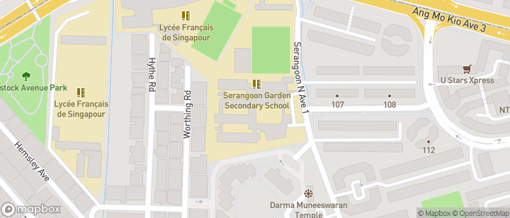 Serangoon Garden Sec School