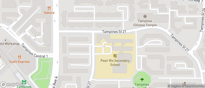Pasir Ris Sec School