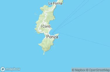 Ponza Island Lazio Vacation Book Hotel Apartment Here