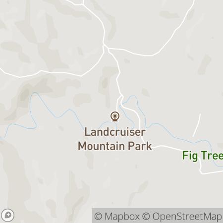 Landcruiser Mountain Park tickets