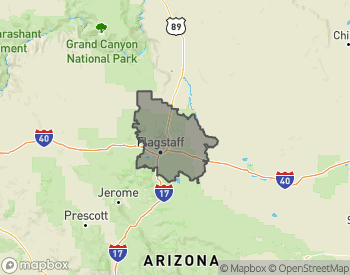 Map of All Flagstaff