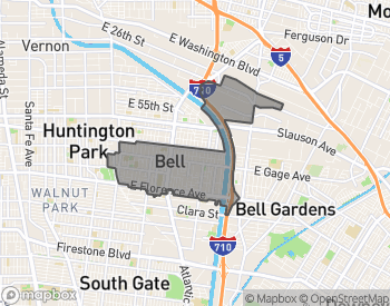Map of Bell