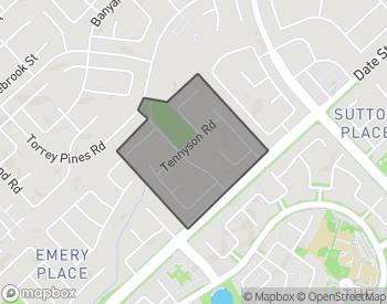 Map of Clarendon Hills
