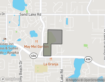 Map of Homes For Sale In Highland Memory Gardens
