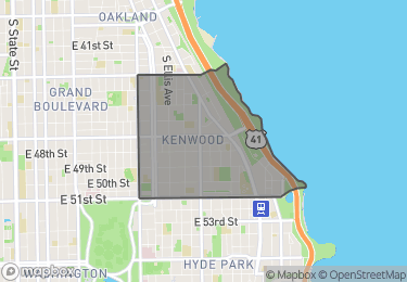 Map of Homes for Sale in Kenwood
