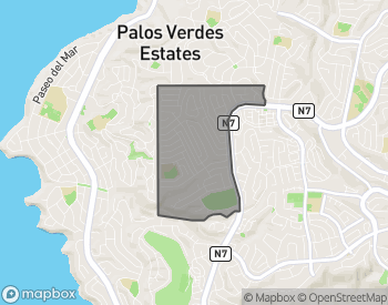 Map of Homes for Sale in Los Verdes