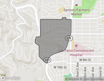 Map of Homes for Sale in Miraleste Pines