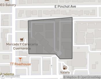 Map of Marble Condominiums