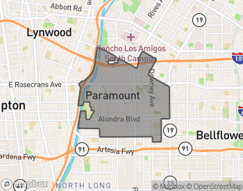 Map of Paramount