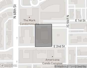 Map of Scottsdale Palms