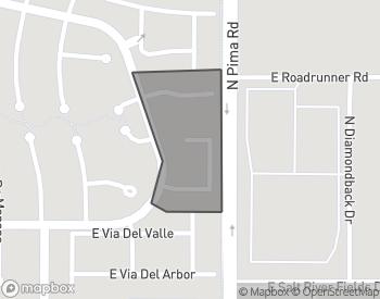 Map of Scottsdale Park Villas
