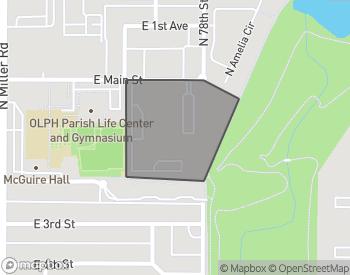 Map of Scottsdale Springs Condominiums