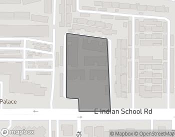 Map of Scottsdale Terrace