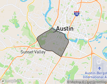 Map of South Central Austin