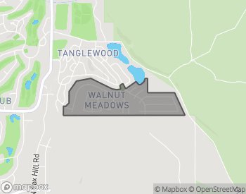 Map of Walnut Meadows