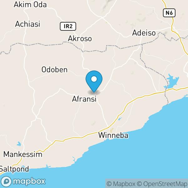 Agona Swedru, Ghana