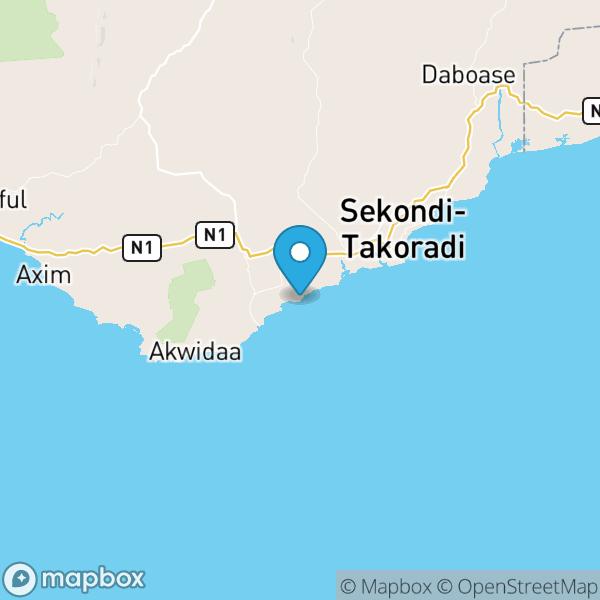 Asemkow, Takoradi - Agona Rd, Ghana