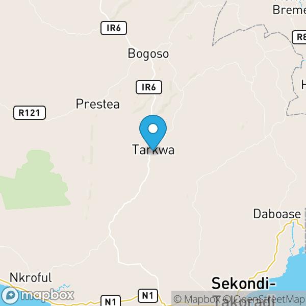 Tarkwa, Ghana