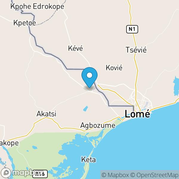 Dzodze, Ghana