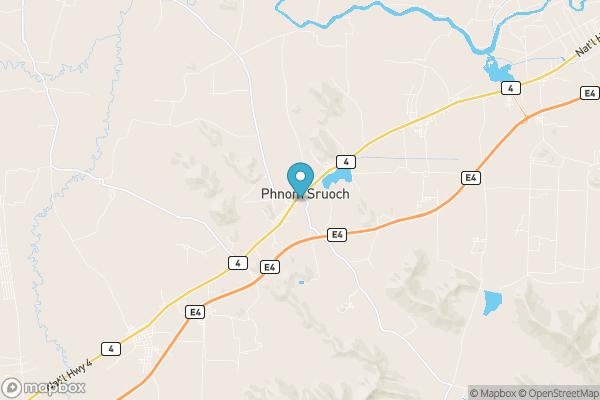 Phnum Sruoch, Kampong Speu