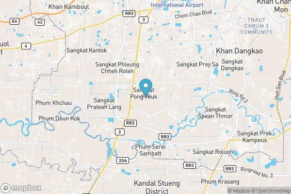 Pong Tuek, Damnak Chang'aeur, Kep