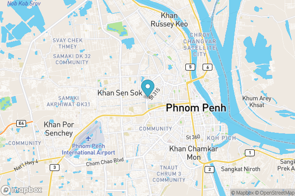 Boeung Kak 2, Toul Kork, Phnom Penh