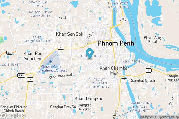 Por Sen Chey, Phnom Penh