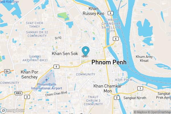 592 , Boeung Kak 2, Toul Kork, Phnom Penh