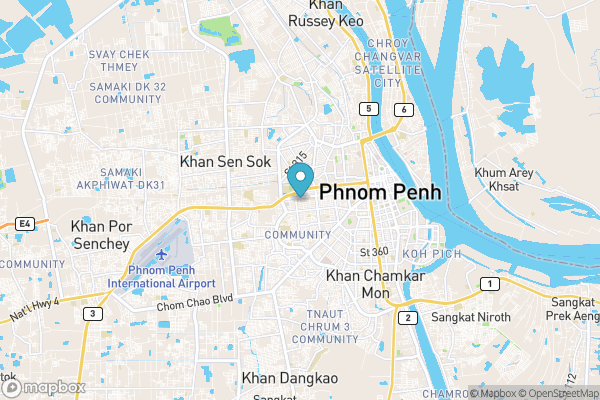 Tek Laak 1, Tuol Kork, Phnom Penh