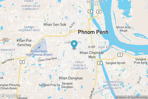 Steung Meanchey, Tbong Khmum