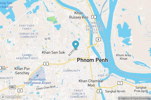 Boeung Kak 1, Toul Kork, Phnom Penh