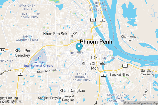 , Phsar Daeum Kor, Toul Kork, Phnom Penh