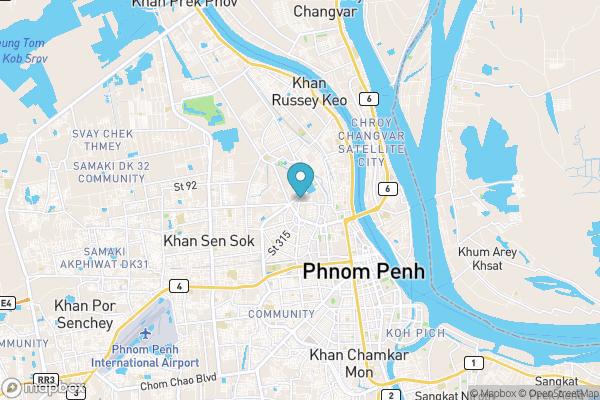 46e 351st ToulKork, Tuol Sangke, Russey Keo, Phnom Penh