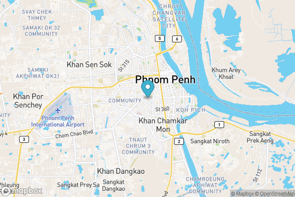 Toul Svay Prey 1, Chamkarmon, Phnom Penh