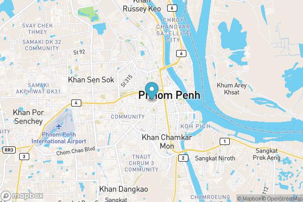 169 (GT Tower), Veal Vong, 7 Makara, Phnom Penh