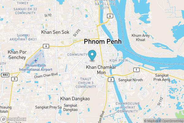 Toul Tum Poung 2, Chamkarmon, Phnom Penh