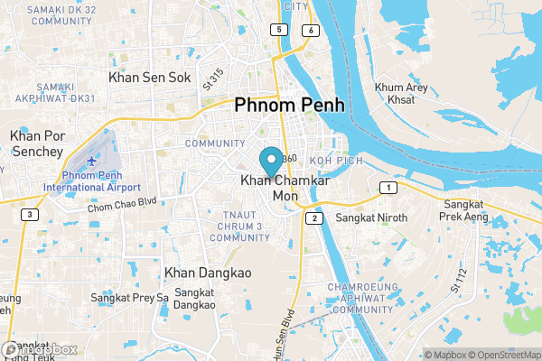 Toul Tum Poung 1, Chamkarmon, Phnom Penh