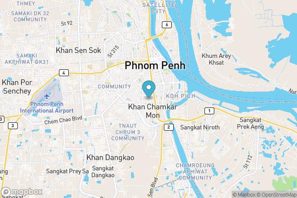 BKK 3, Chamkarmon, Phnom Penh