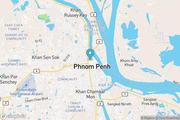 , Chakto Mukh, Daun Penh, Phnom Penh