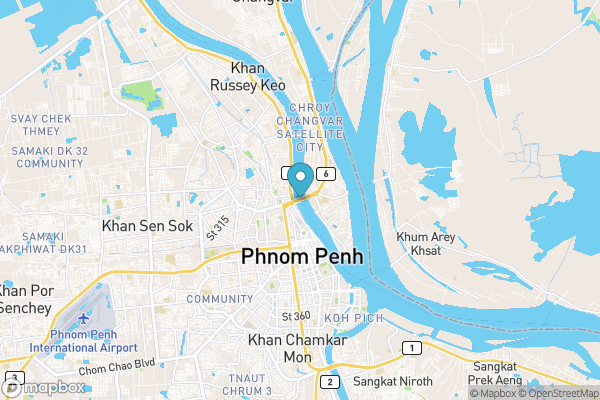 Chroy Changvar, Phnom Penh