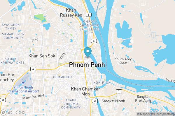 Wat Phnom, Daun Penh, Phnom Penh