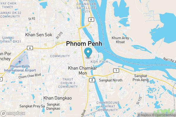 BKK 1, Chamkarmon, Phnom Penh