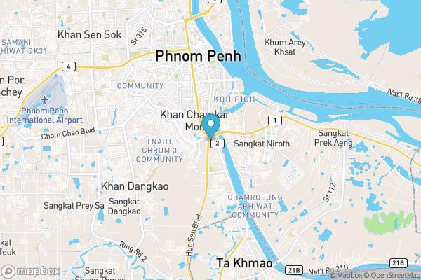 Samraong Kraom, Por Sen Chey, Phnom Penh
