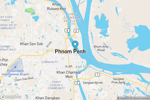 Phsar Kandal I, Daun Penh, Phnom Penh