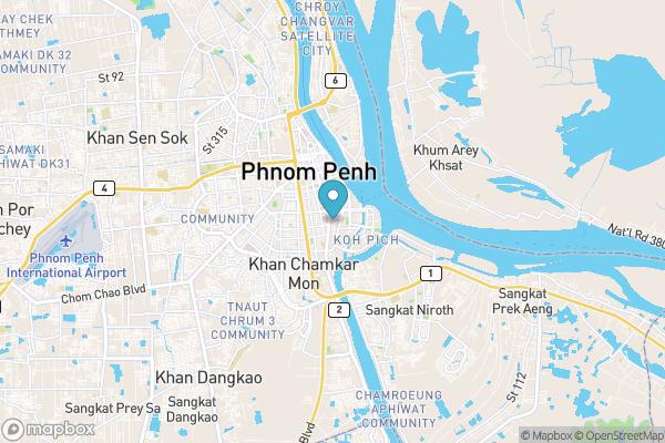 Tonle Bassac, Chamkarmon, Phnom Penh