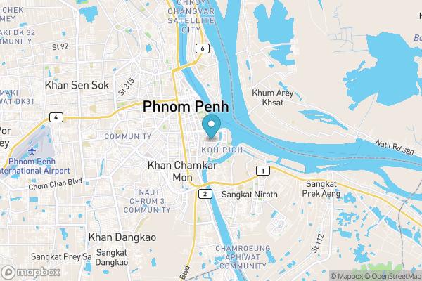 , Tonle Bassac, Chamkarmon, Phnom Penh